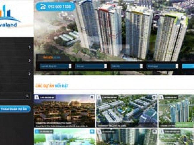 Thiết kế website - CÔNG TY SAVALAND
