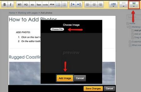 Cách tự thiết kế website nhanh chóng ORBS - Hình 5