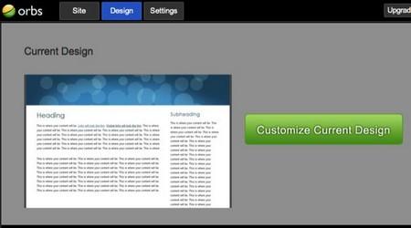 Cách tự thiết kế website nhanh chóng ORBS - Hình 6