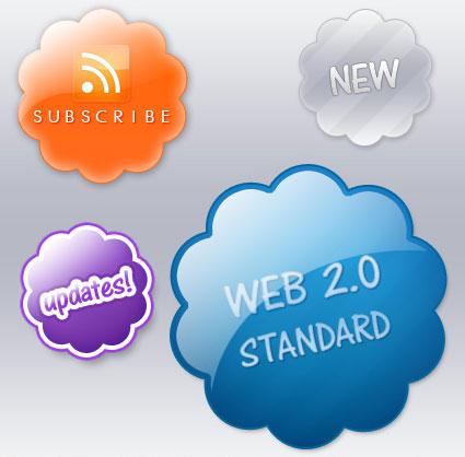 Web 2.0 - New - updates - Subcribe