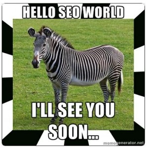 Google Zebra Coming