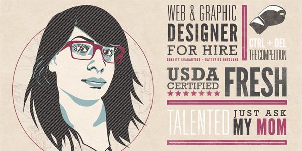 Mẫu thiết kế web sáng tạo 2011 - Deda.me