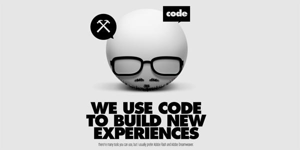 Mẫu thiết kế web sáng tạo 2011 - Nicolacozzolino.com