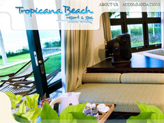 Asian Destination TravelWe ConnectTROPICANA BEACH RESORT