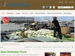 Asian Destination Travel