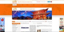 Thiết kế web TT Tư Vấn Du Học Edumate EOSC