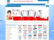 Thiết kế web Công ty TNHH Thuận Hiệp Thành