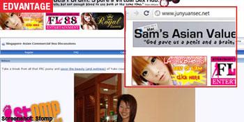 Website trường trung học biến thành web sex